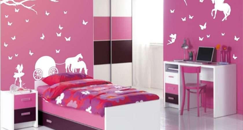 Teen Girl Bedroom Wall Decor Decobizz