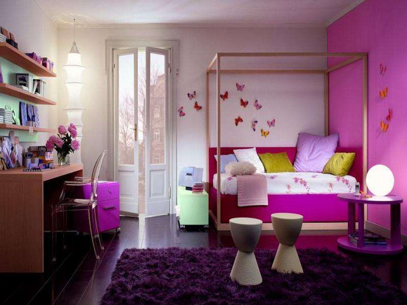Teenage Girl Bedrooms Ideas Vintage Bedroom