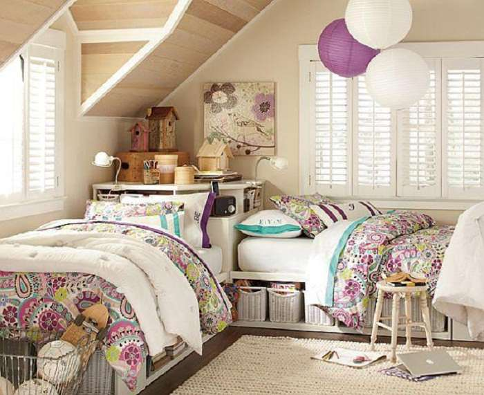 Teenage Girls Rooms Decorating Ideas