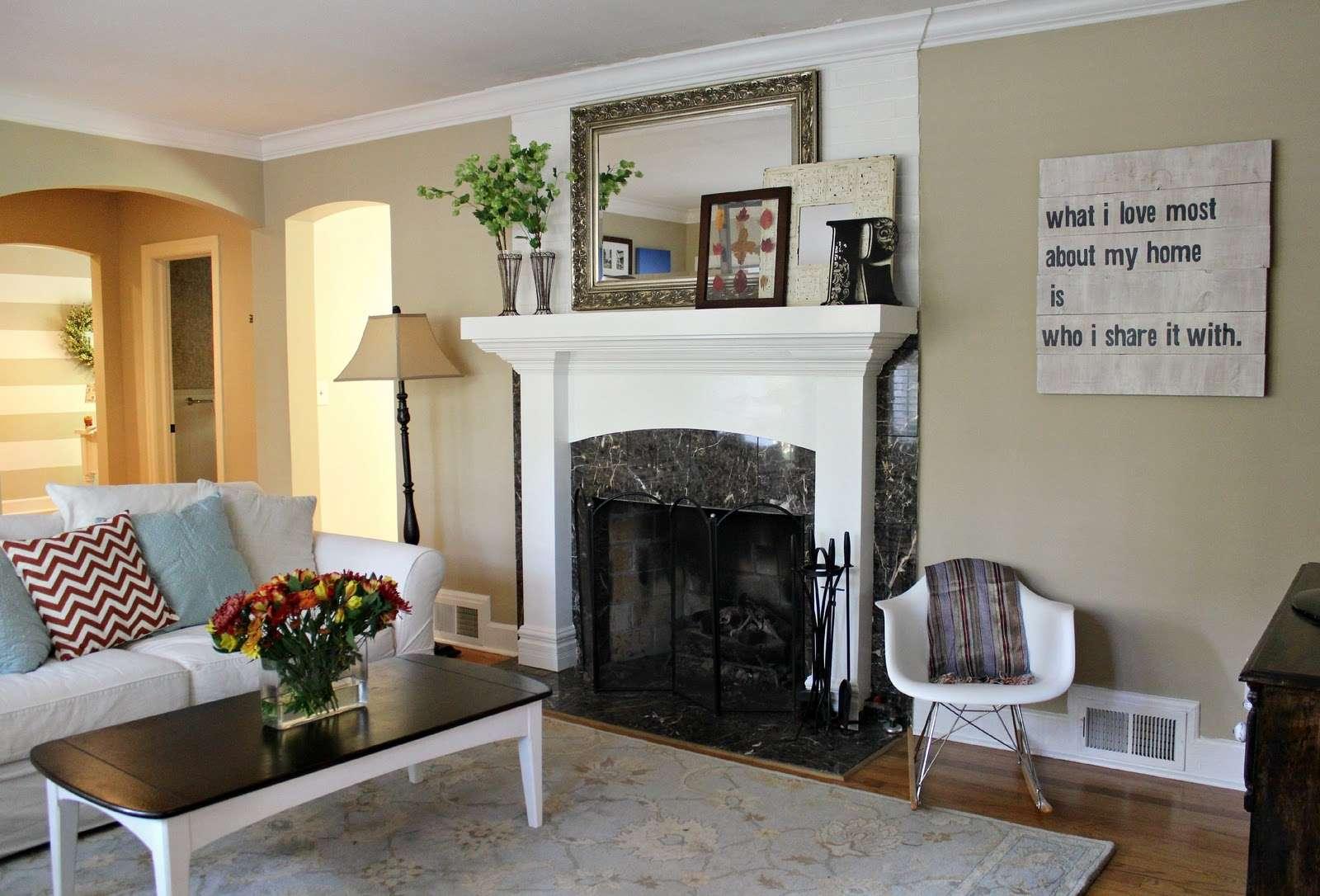 Ten June Living Room Tweak List Final Reveal