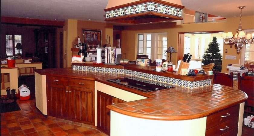 Terra Cotta Tile Kitchen Decobizz