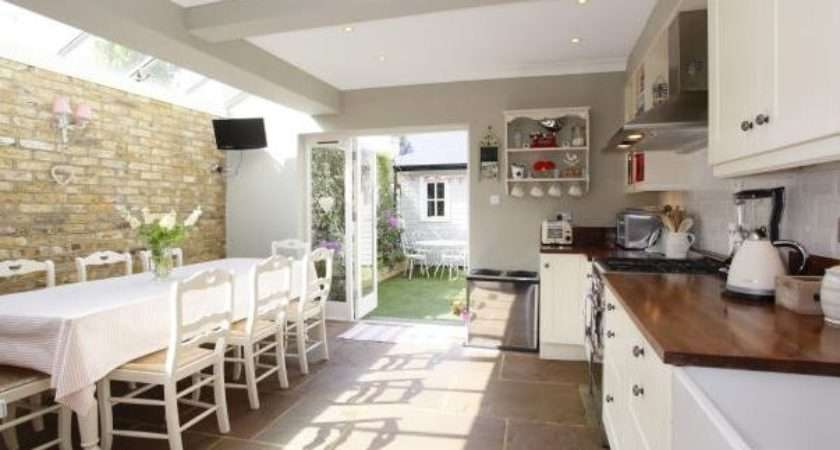 Terraced House Kitchen Extension Ideas