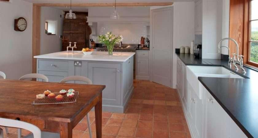 Terracotta Tile Flooring Prices Decorating Ideas Kitchen
