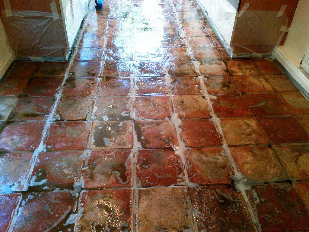 Terracotta Tiles Stone Cleaning Polishing Tips
