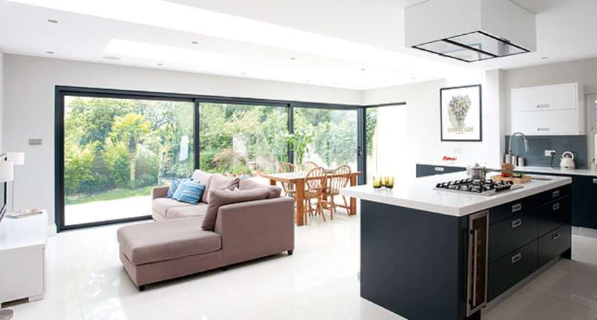 Terrific Kitchen Room Extension Ideas