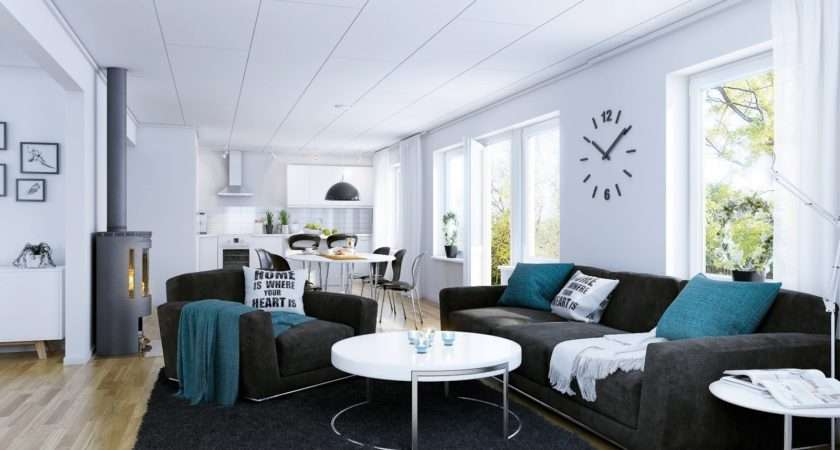 Terrific Living Rooms