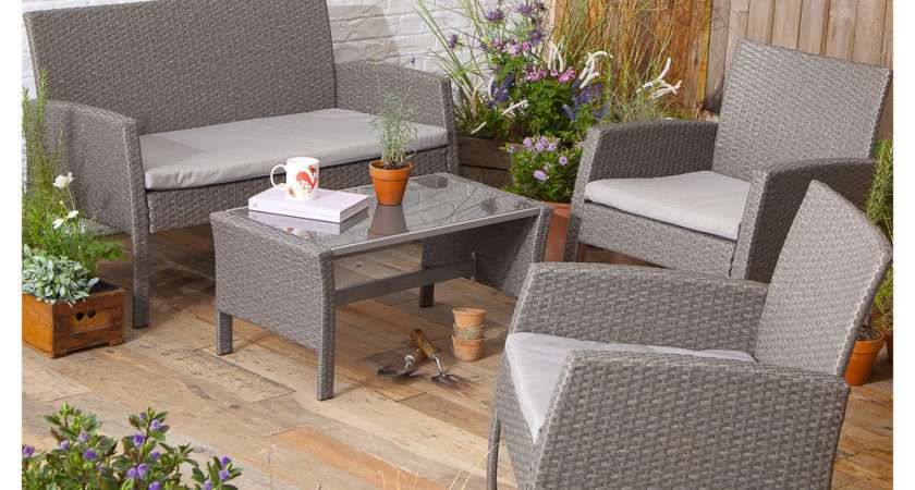 Tesco Garden Furniture Cover Round Oypla