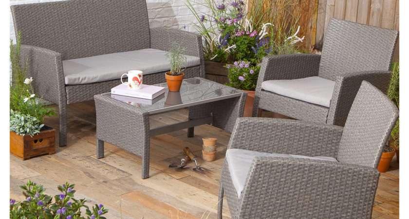 Tesco Garden Furniture Cover Round Oypla