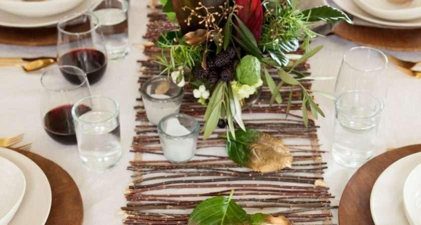 Thanksgiving Table Setting Ideas Recipes