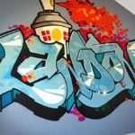 Themed Wall Hire Graffiti Mural Artist