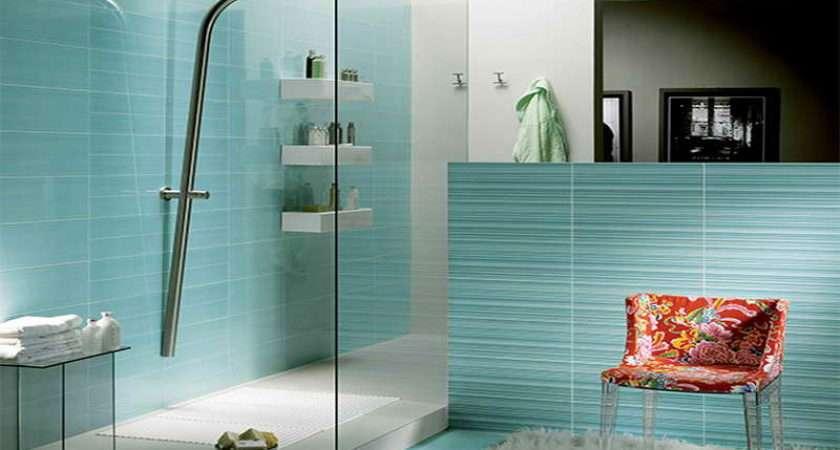 Themes Article Modern Light Blue Bathroom Ideas