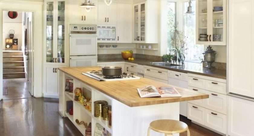 These Stylish Kitchen Island Designs Have