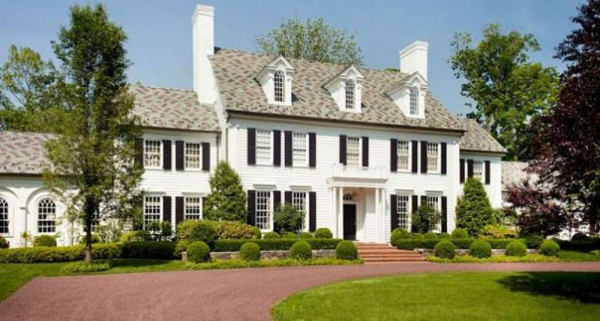 Things Inspire Classic White House Black Shutters