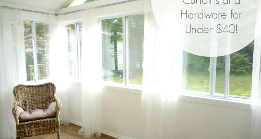 Thrifty Way Hang Curtains Just Call Homegirl