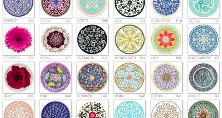 Tile Art Decals Kitchen Bathroom Stickers