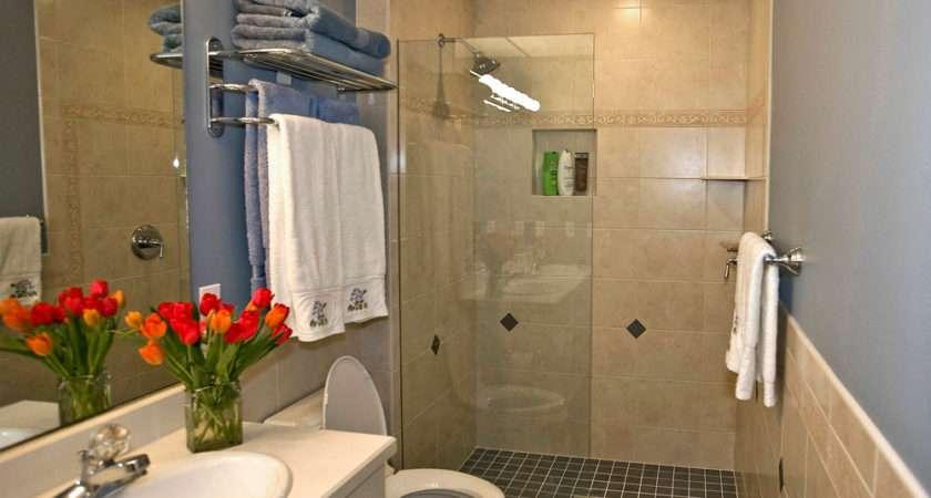 Tile Bathroom Shower Ideas Small Bathrooms