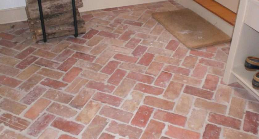 Tile Design Kitchen Floor Brick Pattern Mosaic
