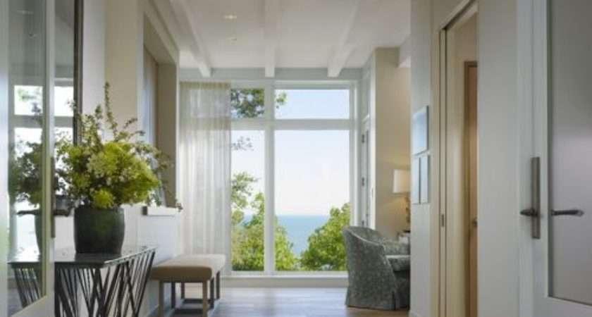 Tile Entryway Home Design Ideas Remodel Decor