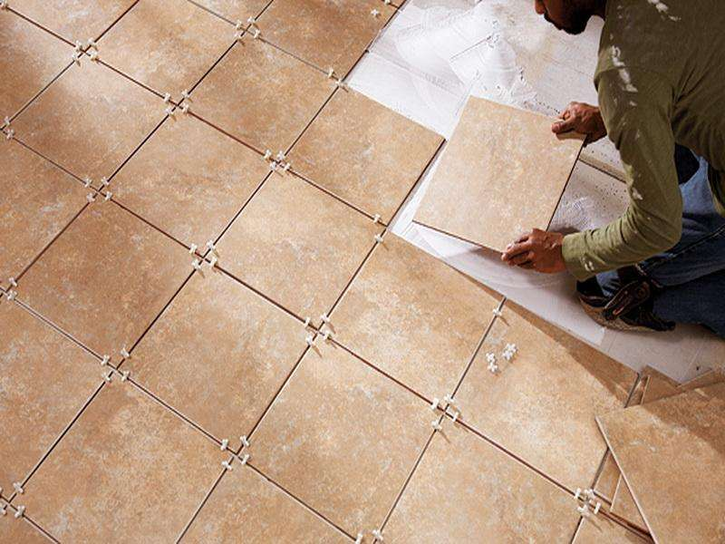 How To Lay A Tile Floor In The Bathroom Don T Lay Tile Over