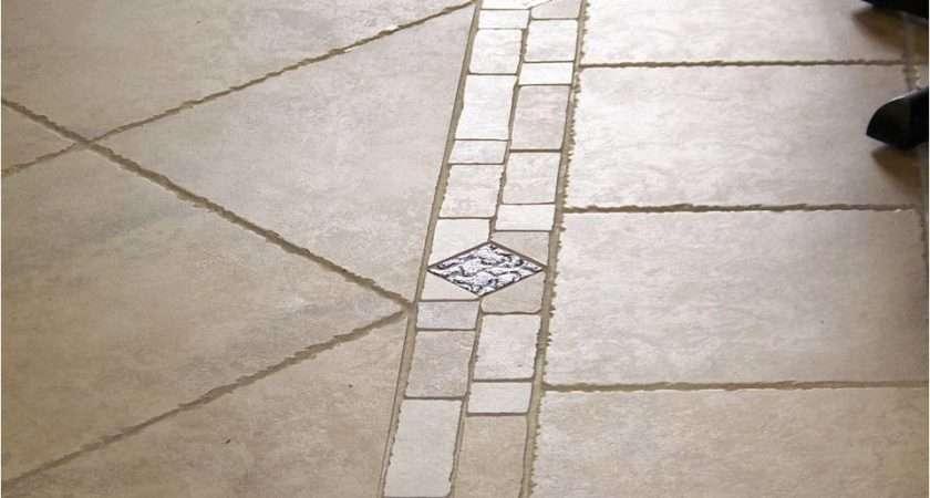 Tile Flooring Border Westchester Girl