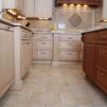 Tile Flooring Cost Galery Review Home Depot Kitchen