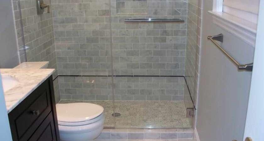Tile Showers Modern Bathroom Design Cool