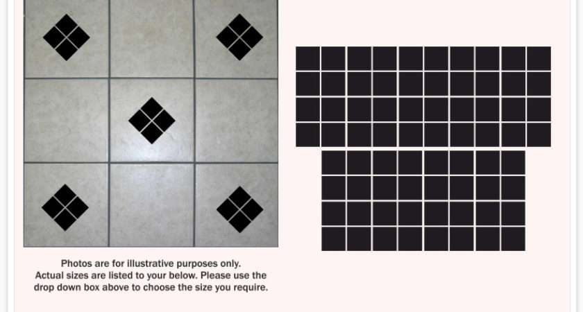 Tile Transfers Bathroom Stickers Decals Vinyl Waterproof Ebay. 15 Stunning Waterproof Tile Stickers   Lentine Marine   6339