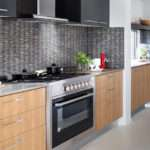 Tiled Splashbacks Back Vogue Kitchen