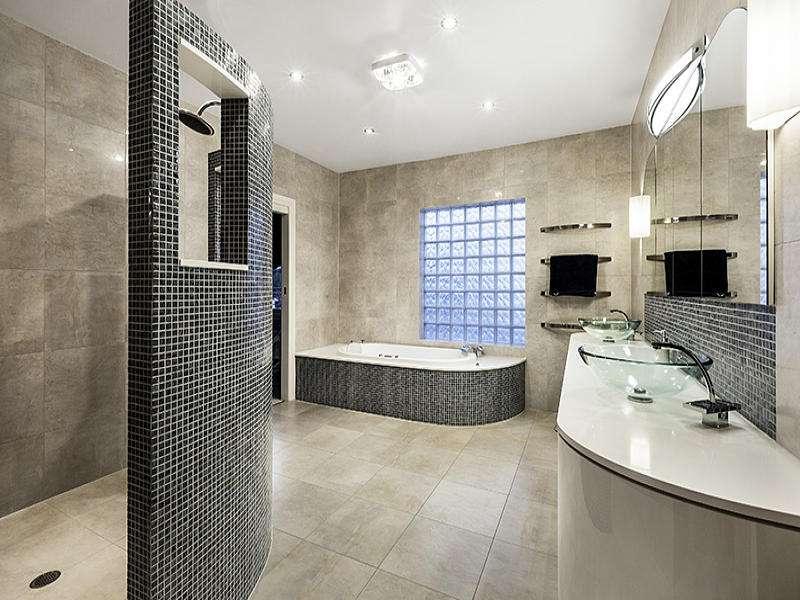 Tiles Bathroom Design Australian Home