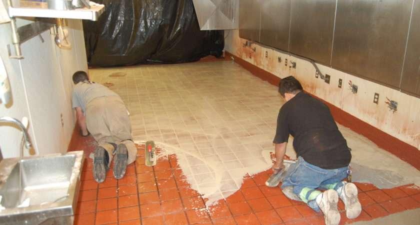 Tiles Don Blame Let Talk Covering Floor