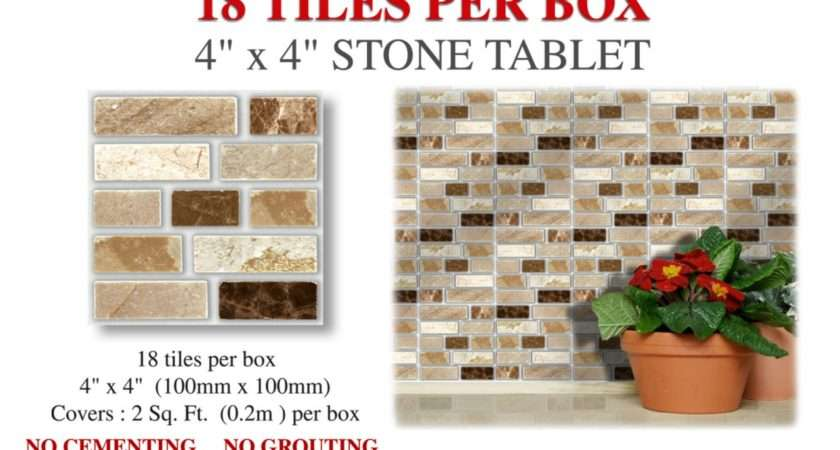 Tiles Either Kitchen Bathroom Change Your Without Having