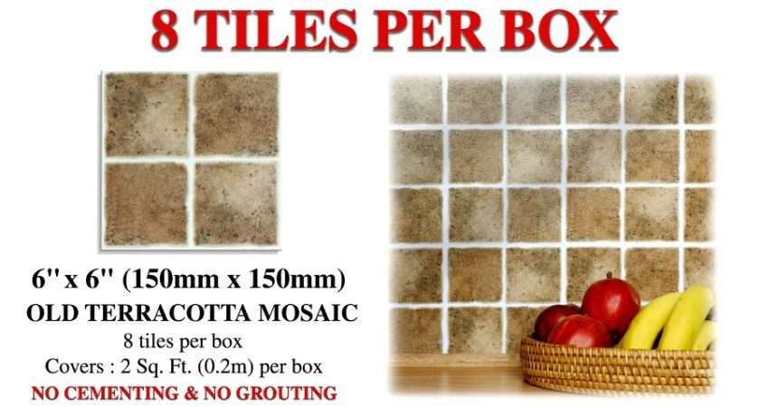 Tiles Either Kitchen Bathroom Change Your Without