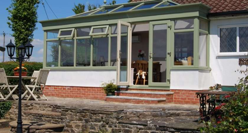 Timber Conservatories Wooden Conservatory Quotes