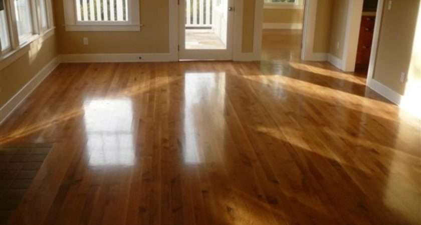 Time Refinish Your Hardwood Floors Tinley