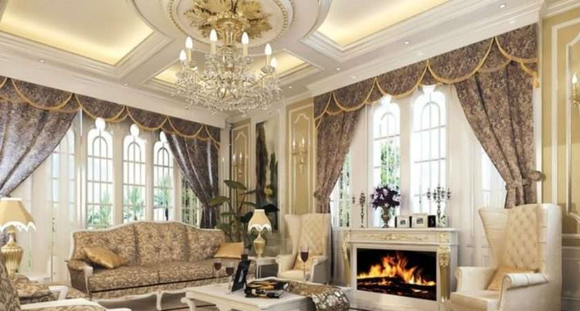 Timeless Victorian Living Room Designs