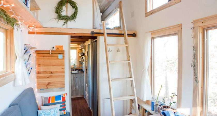 Tiny House Interior Small Design