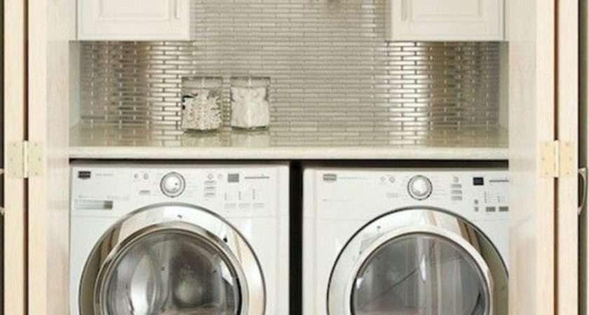 Tiny Laundry Room Ideas Space Saving Diy Creative