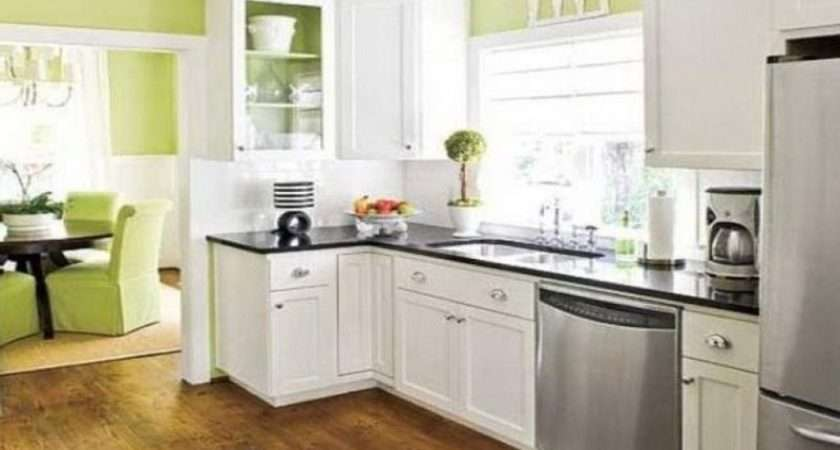 Tips Choose Good Small Kitchen Colors Horner