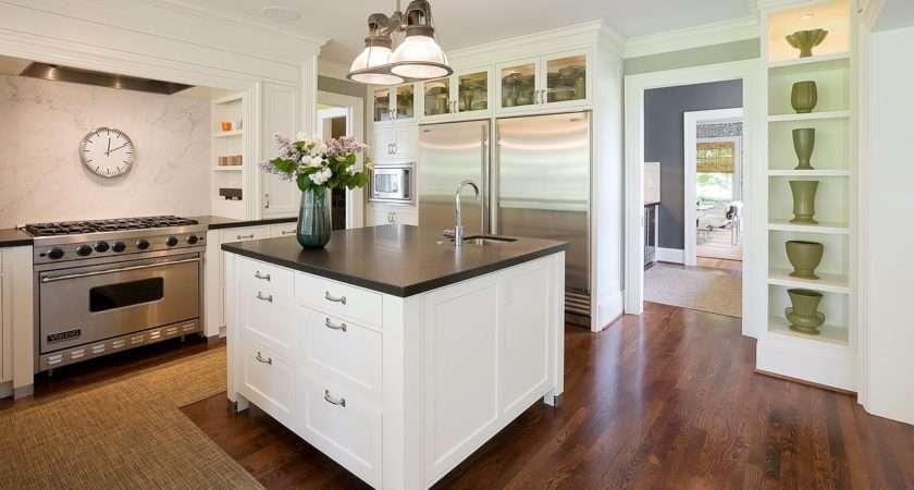 Tips Design White Kitchen Island Midcityeast