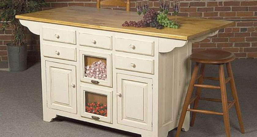 Tips Get Functional Stunning Movable Kitchen Island