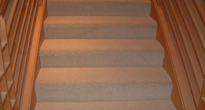 Tips Installing Carpet Stairs Stair Tread