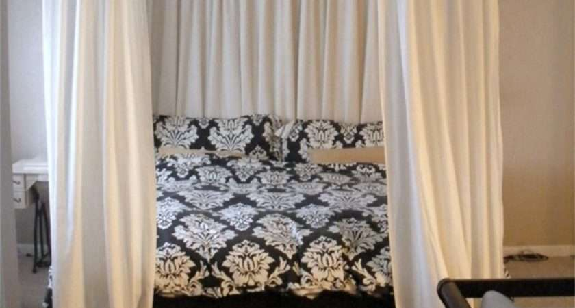 Tips Make Diy Canopy Bed