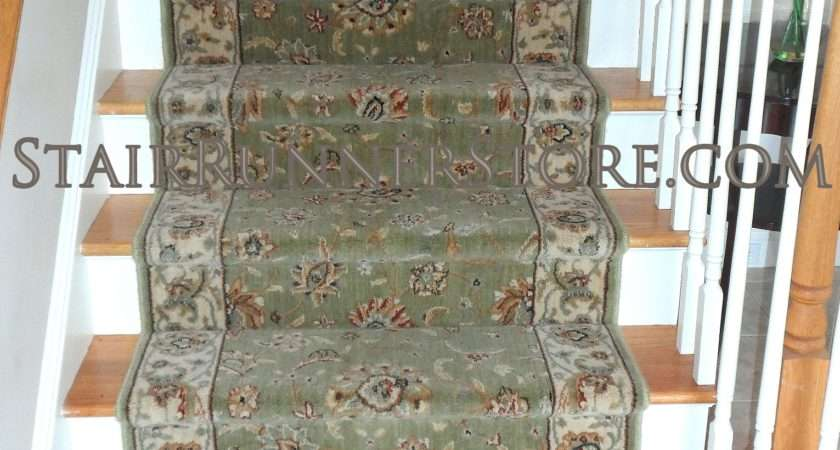 Tips Tricks Fascinating Stair Runner Home Interior