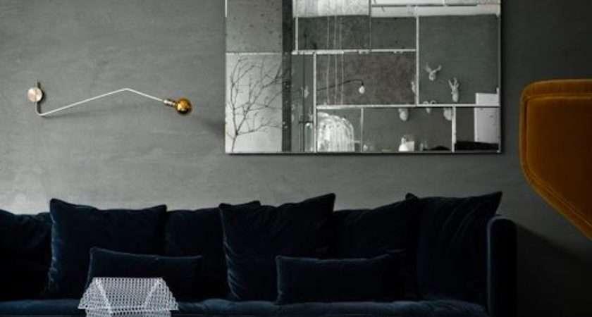 Tis Season Velvet Modern Rooms Concept