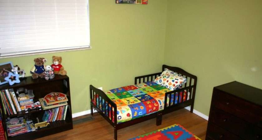 Toddler Boy Bedroom Ating Ideas