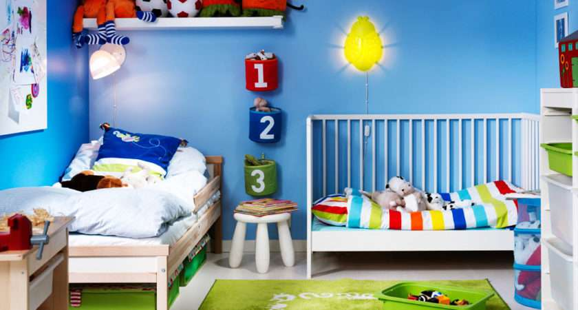 Toddler Boy Bedroom Ideas