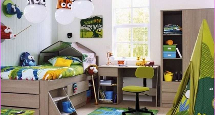 Toddler Boy Room Decor Ideas