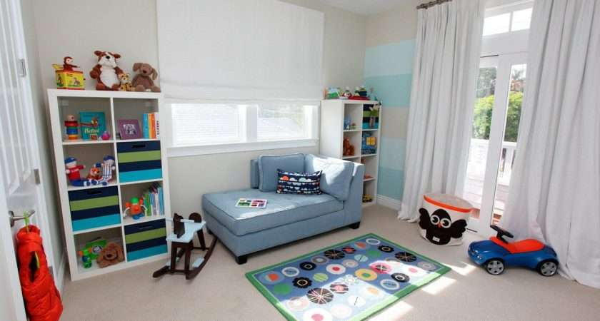 Toddler Boys Room Ideas