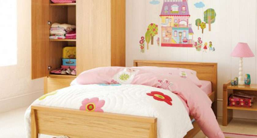 Toddler Little Girls Bedroom Also Cute Kitchentoday