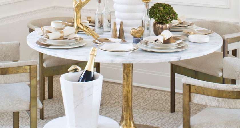 Top Amazing Modern Dining Table Decorating Ideas